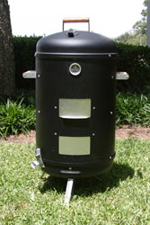 Black Electric Water Smoker $88.62 + tax