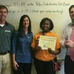 Baldwin EMC Honors Shining Star Student for October