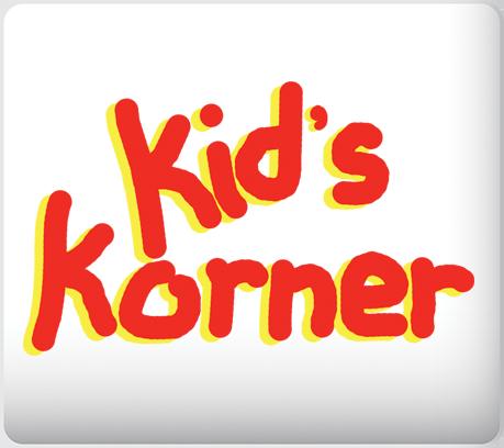 KidsKornerText