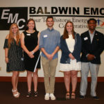 Operation Round Up Honors Scholarship Recipients