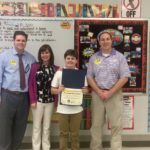 Baldwin EMC Honors Shining Star Student for January