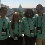 Baldwin EMC Youth Tour Winners Visit Washington, D.C.