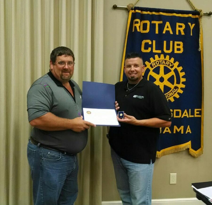 Wayne Givens Rotary Award