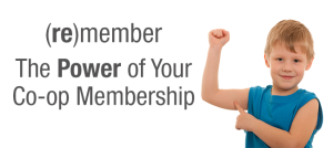Remember the Power of Your Co-op Membership