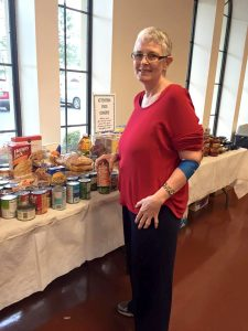 Spring Into Action Food Donor