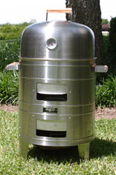 Stainless Steel Water Smoker $189.05 + tax
